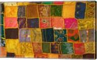 Colorful Carpet, Pushkar, Rajasthan, India Fine-Art Print