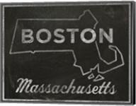 Boston, Massachusetts Fine-Art Print