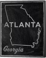 Atlanta, Georgia Fine-Art Print