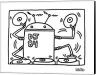 DJ 84, 1983 Fine-Art Print