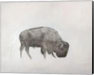 Buffalo (left) Fine-Art Print