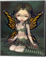 Fairy with Dried Flowers Fine-Art Print