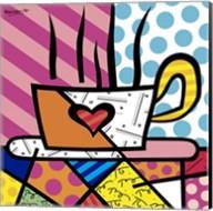 Latte Love Fine-Art Print