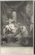 Antony & Cleopatra Fine-Art Print