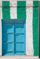 Oman, Sharqiya Region, Asaylah. Coffee Shop Exterior Fine-Art Print