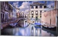 Venetian canal, Venice, Italy Fine-Art Print