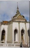 Grand Palace, Scripture Library, Bangkok, Thailand Fine-Art Print