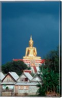 Big Buddha Buddhist Temple, Thailand Fine-Art Print