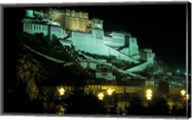 The Potala at Night, Lhasa, Tibet Fine-Art Print