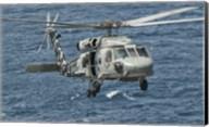 US Navy SH-60F Seahawk Fine-Art Print