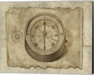 Antique Map II Fine-Art Print