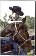 Cowboy Fine-Art Print