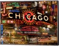 Chicago Night Fine-Art Print