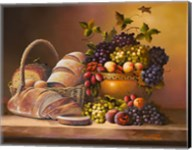 Fruit and Bread Fine-Art Print