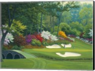 Augusta on the 12th hole Fine-Art Print