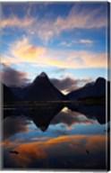 New Zealand, South Island, Fiordland, Milford Sound Fine-Art Print