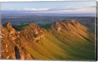 Te Mata Peak, Hawkes Bay, North Island, New Zealand Fine-Art Print