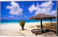 Coco Point Beach, Barbuda, Antigua Fine-Art Print