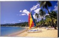 Carlisle Bay Beach, Antigua Fine-Art Print