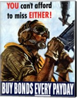 Buy Bonds Every Payday Fine-Art Print