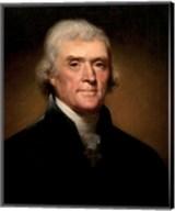 President Thomas Jefferson Fine-Art Print
