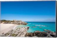 Stonehole Bay Beach, Bermuda Fine-Art Print