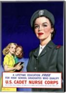 U.S. Cadet Nurse Corps Fine-Art Print