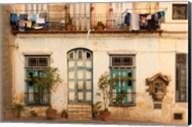Cuba, Havana, Havana Vieja, Old Havana Building Fine-Art Print