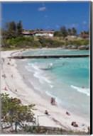 Cuba, Havana, Playas del Este, Playa Jibacoa beach Fine-Art Print