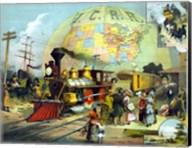 I.C.R.R. Fine-Art Print