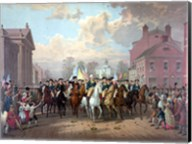 George Washington and His Men Fine-Art Print