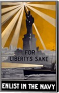 Enlist in the Navy Fine-Art Print