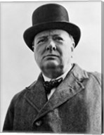 Sir Winston Churchill Fine-Art Print