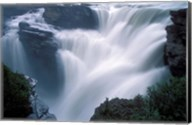 Athabasca Falls in Jasper National Park, Canada Fine-Art Print