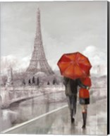 Couple in Paris Fine-Art Print