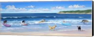 Hot Dogs Surf Fine-Art Print