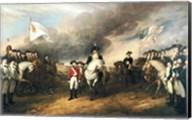 Surrender of Lord Cornwallis Fine-Art Print