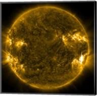 Solar Activity on the Sun Fine-Art Print