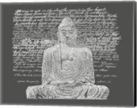 Zen Buddha Sayings Fine-Art Print