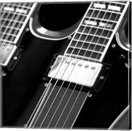 Classic Guitar Detail I Fine-Art Print
