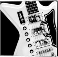 Classic Guitar Detail II Fine-Art Print