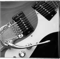 Classic Guitar Detail V Fine-Art Print