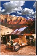 Tanker Truck in Jerome Arizona Fine-Art Print