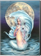 Moon Mermaid Fine-Art Print