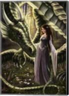 To Meet a Dragon Fine-Art Print