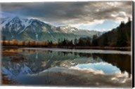 Storm, Agassiz, British Columbia, Canada Fine-Art Print