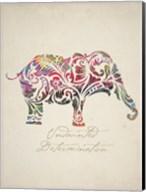 Elephant Set 01 Fine-Art Print