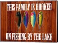 Hooked On Fishing Fine-Art Print