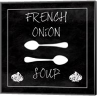 French Onion Soup Fine-Art Print