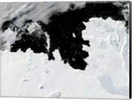 Pine Island Bay in West Antarctica Fine-Art Print